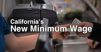 Image for California's New Minimum Wage: An Introduction to the Series