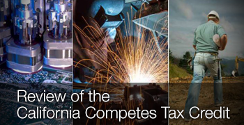 Image - Review of the California Competes Tax Credit