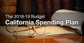 Image - The 2018-19 Budget: California Spending Plan (Preliminary Version)