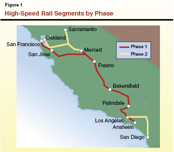 Map Of California High Speed Rail.High Speed Rail Is At A Critical Juncture