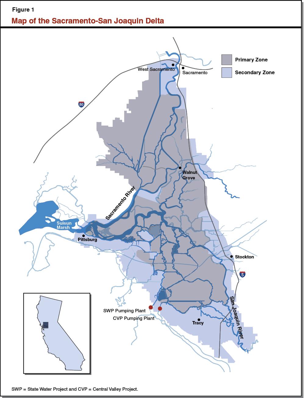 Achieving State Goals for the SacramentoSan Joaquin Delta